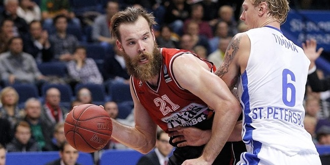 Zalgiris adds big man Kavaliauskas for two years