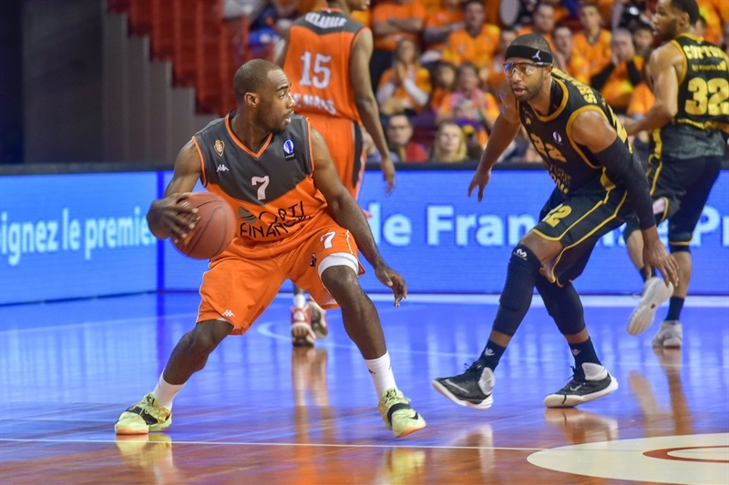 Gedeon Pitard - Le Mans Sarthe Basket - EC15 (photo Dominique Breugnot-MSB)