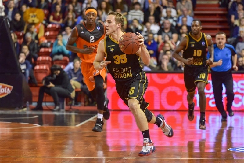 Brad Loesing - MHP RIESEN Ludwigsburg - EC15 (photo Dominique Breugnot-MSB)