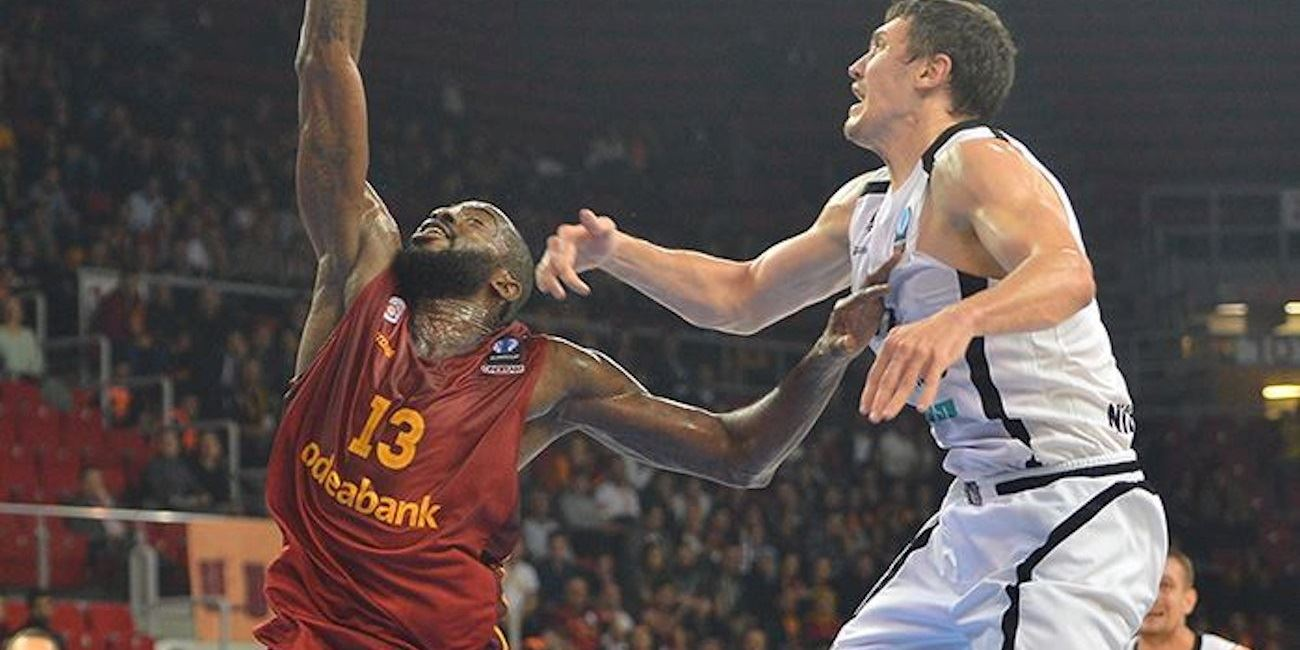RS Round 5 report: McCollum leads Galatasaray to come-from-behind win over Nizhny