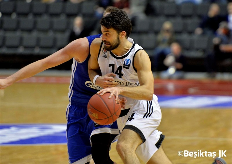 Engin Atsur - Besiktas Sompo Japan Istanbul - EC15 (photo Besiktas)