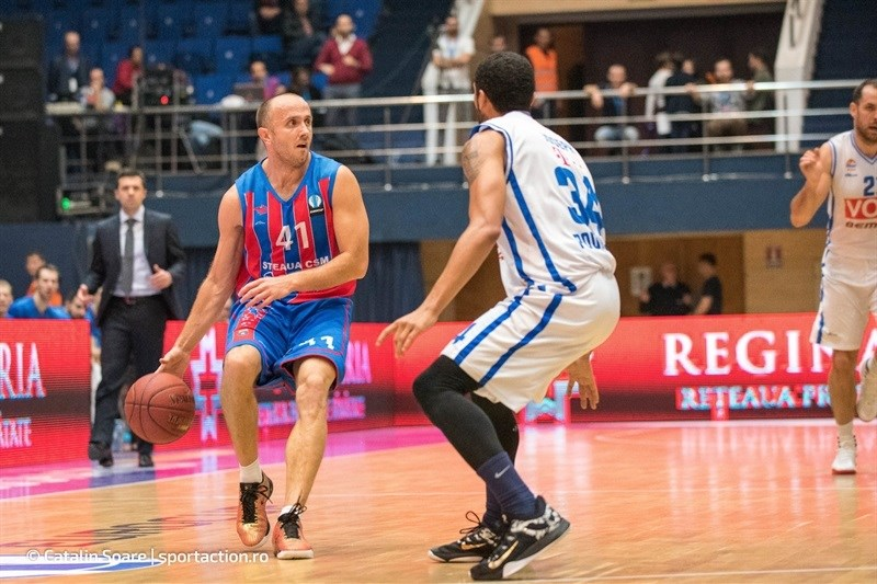 Marko Marinovic - Steaua CSM Exibank Bucharest - EC15 (photo Catalin Soare - www.sportaction.ro)