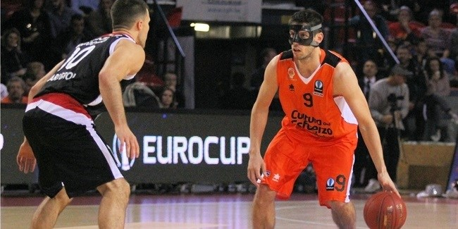 RS Round 5 report: Valencia takes care of Spirou, moves to 5-0