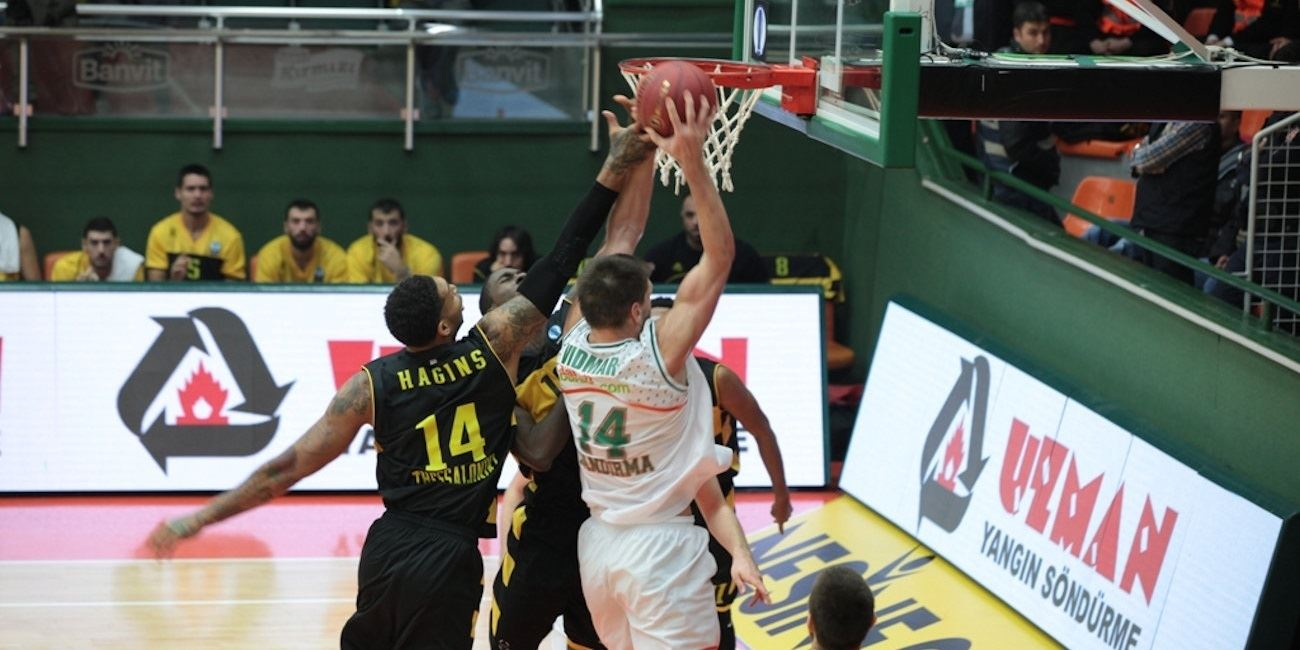 RS Round 5 report: Fortson, Vidmar shine as Banvit beats Aris