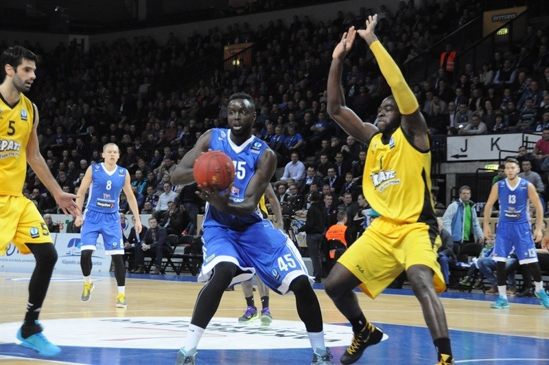 Harvey Grant - Neptunas Klaipeda - EC15 (photo Neptunas)