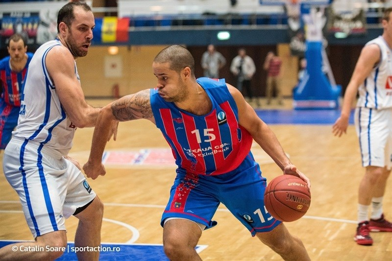 Gerald Lee - Steaua CSM Exibank Bucharest - EC15 (photo Catalin Soare - www.sportaction.ro)