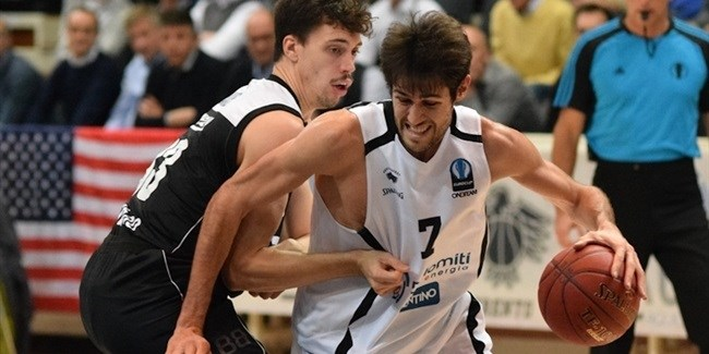 Regular Season, Round 5: Dolomiti Energia Trento vs. Dominion Bilbao Basket