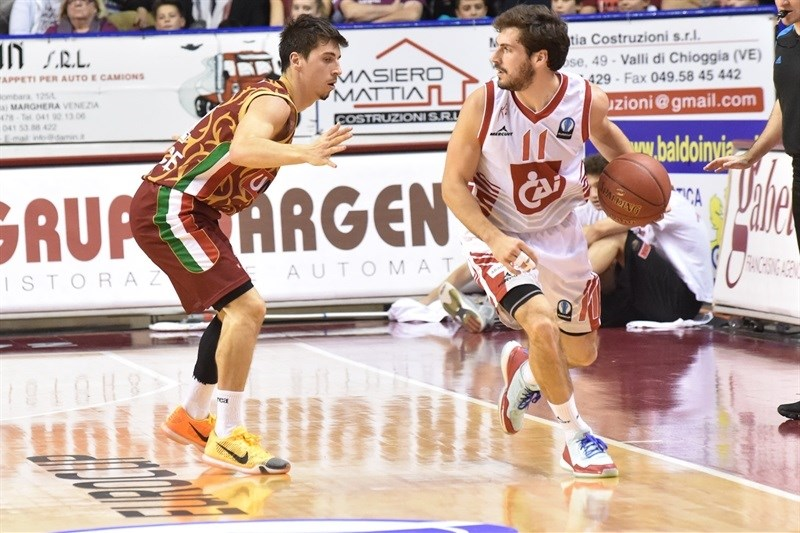 Tomas Bellas - CAI Zaragoza - EC15 (photo Reyer Venice)