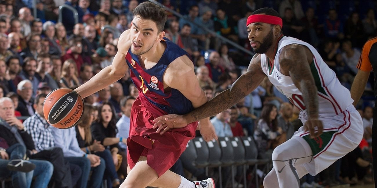 RS Round 5 report: Barcelona rallies to hand Lokomotiv its first loss