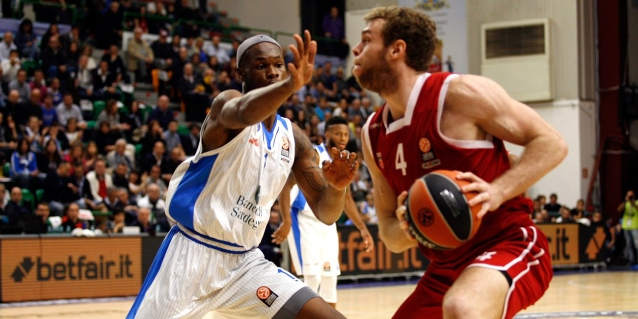RS Round 5 report: Melli goes home, leads Bamberg past Sassari