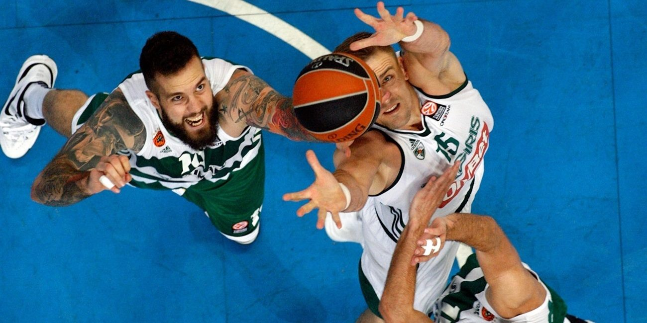 RS Round 5 report: Panathinaikos rebounds with 35-point home win