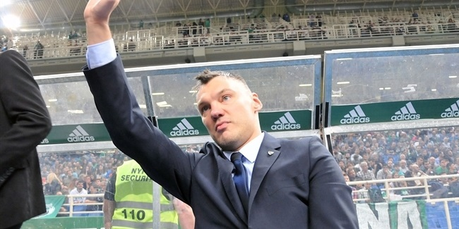 Zalgiris names Saras head coach through 2018