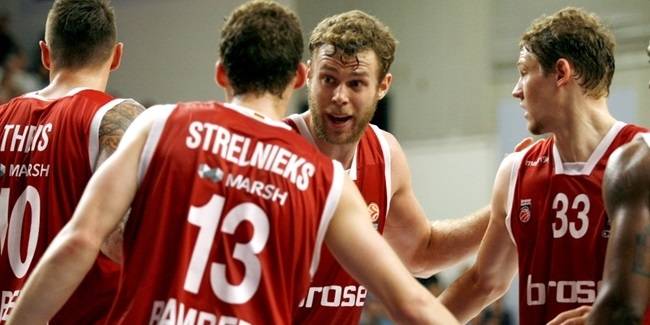 Regular Season, Round 5 MVP: Nicolo Melli, Brose Baskets Bamberg