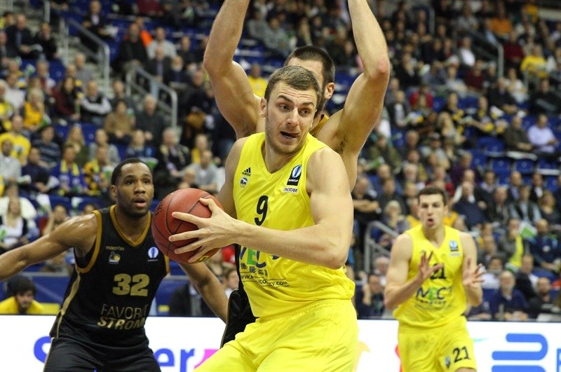 Elmedin Kikanovic - ALBA Berlin - EC15 (photo ALBA Berlin - Camera4)