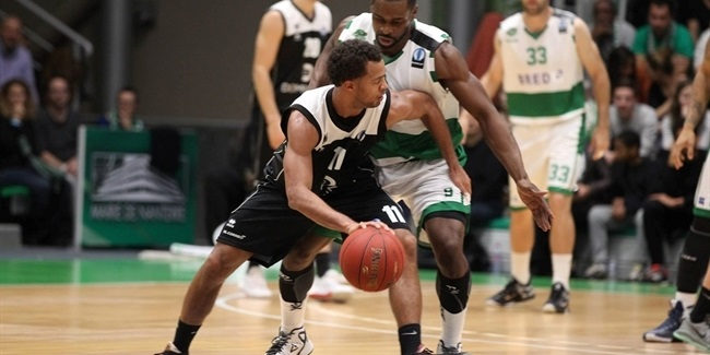 Regular Season, Round 6: JSF Nanterre vs. Dominion Bilbao Basket