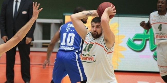 RS Round 6 report: Banvit Bandirma holds off Buduscnost