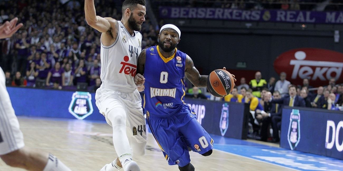 RS Round 6 report: Khimki downs the champs in Madrid