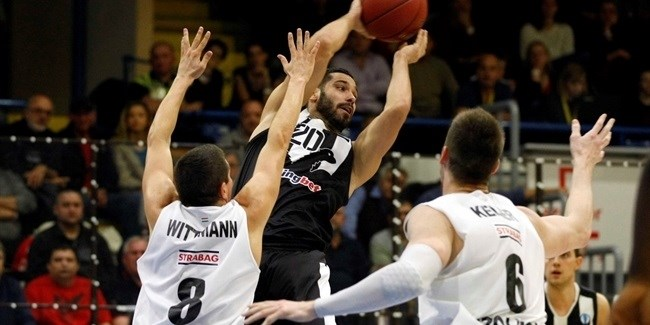Regular Season, Round 6: Szolnoki Olaj vs. PAOK Thessaloniki
