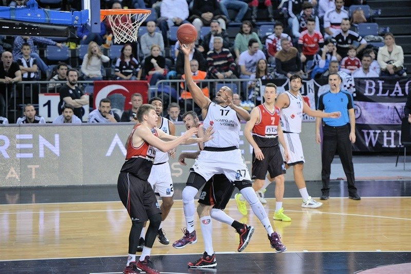 Lamont Hamilton - Besiktas Sompo Japan Istanbul - EC15 (photo Besiktas)