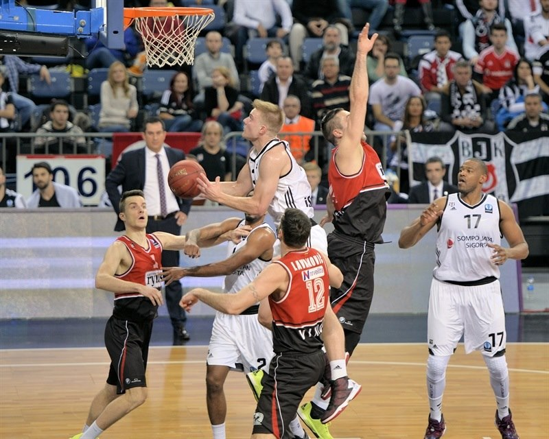 Erik Murphy - Besiktas Sompo Japan Istanbul - EC15 (photo Besiktas)