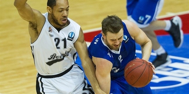 Regular Season, Round 6: Zenit St Petersburg vs. Avtodor Saratov