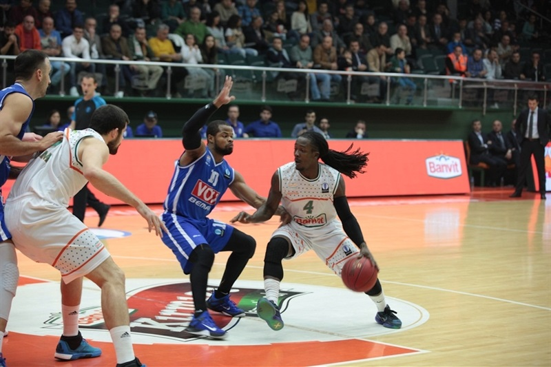 Courtney Fortson - Banvit Bandirma - EC15 (photo Banvit)