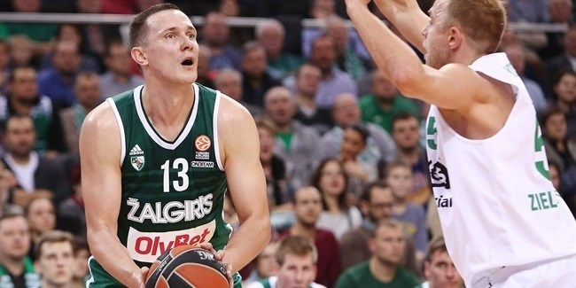 RS Round 6 report: Jankunas lead Zalgiris to Zielona Gora sweep