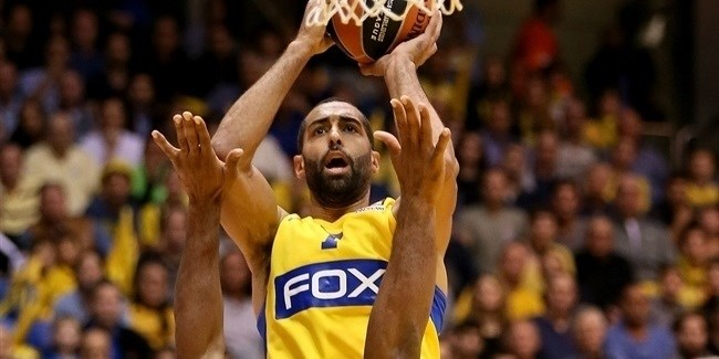 Regular Season, Round 6: Maccabi FOX Tel Aviv vs. CSKA Moscow