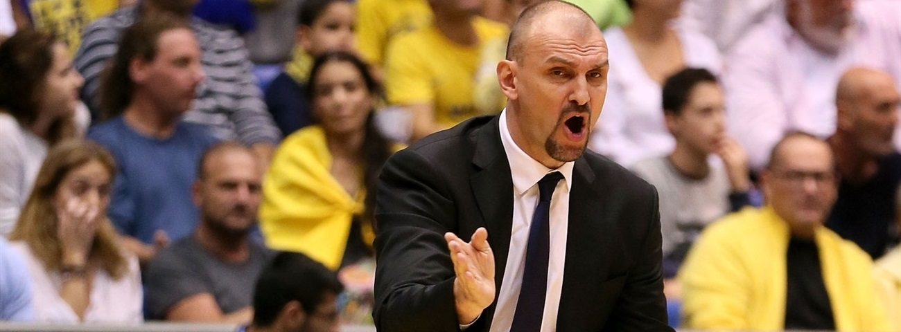 Maccabi FOX parts ways with Coach Tabak