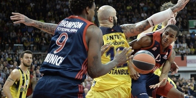 Regular Season, Round 6: FC Bayern Munich vs. Fenerbahce Istambul