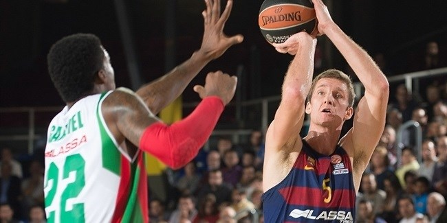 RS Round 6 report: Barcelona beats Karsiyaka and sets new club scoring record