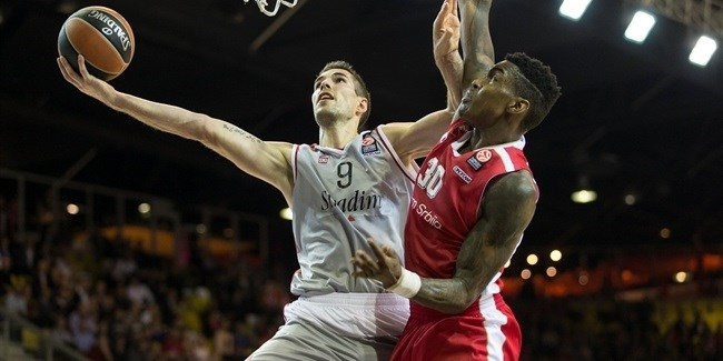 RS Round 6 report: Strasbourg rallies from 21 down to beat Zvezda