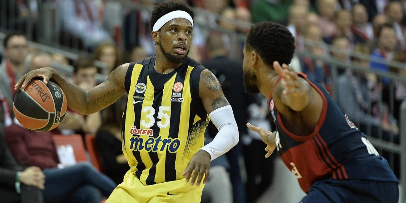 RS Round 6 report: Fenerbahce cruises to fourth straight win