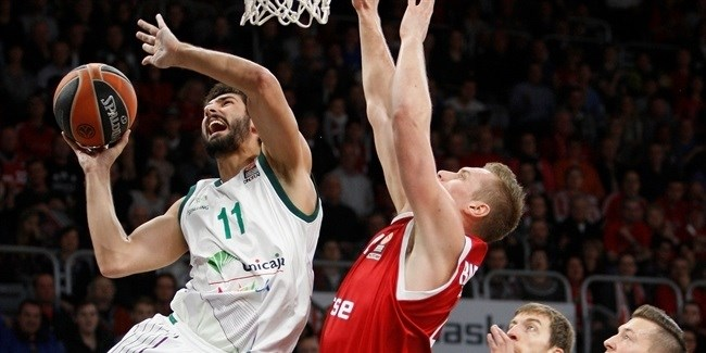 Regular Season, Round 6: Brose Baskets Bamberg vs. Unicaja Malaga