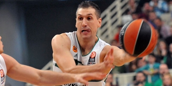 Regular Season, Round 6: Panathinaikos Athens vs. Lokomotiv Kuban Krasnodar