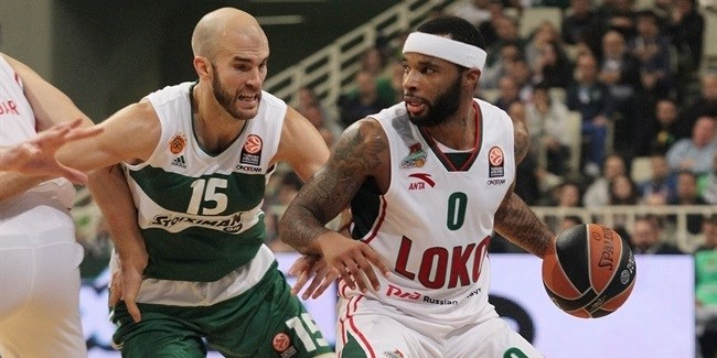 RS Round 6 report: Delaney catches fire to lift Lokomotiv over Panathinaikos
