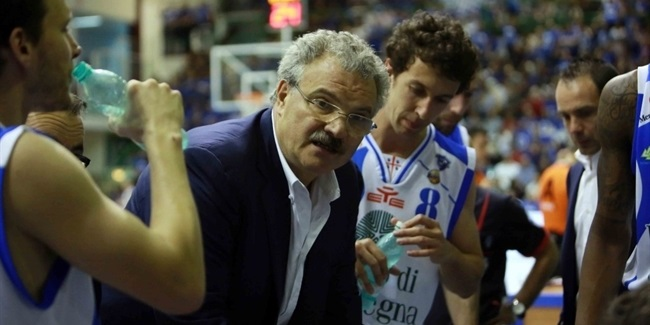 Dinamo Sassari parts ways with Coach Sacchetti