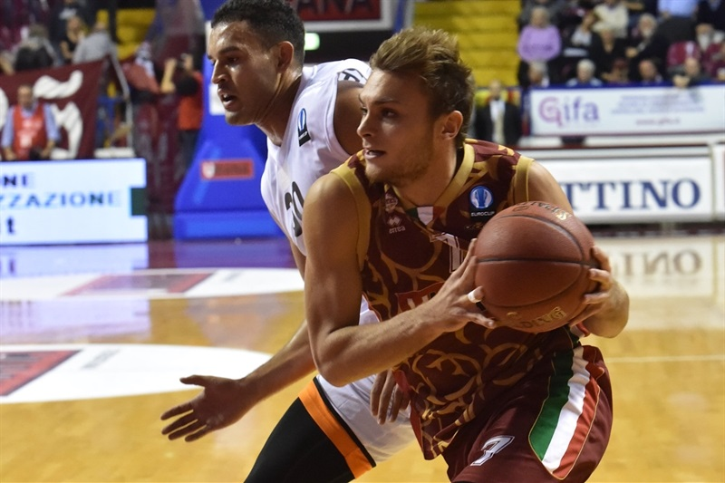 Stefano Tonut - Umana Reyer Venice - EC15 (photo Reyer Venice)