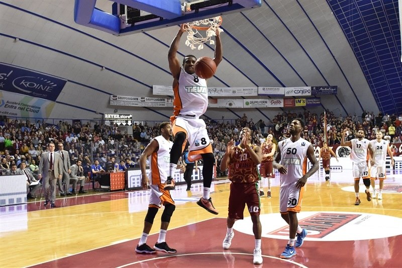 Raymar Morgan - ratiopharm Ulm - EC15 (photo Reyer Venice)