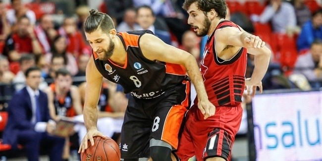 RS Round 7 report: Undefeated Valencia Basket wins in Zaragoza