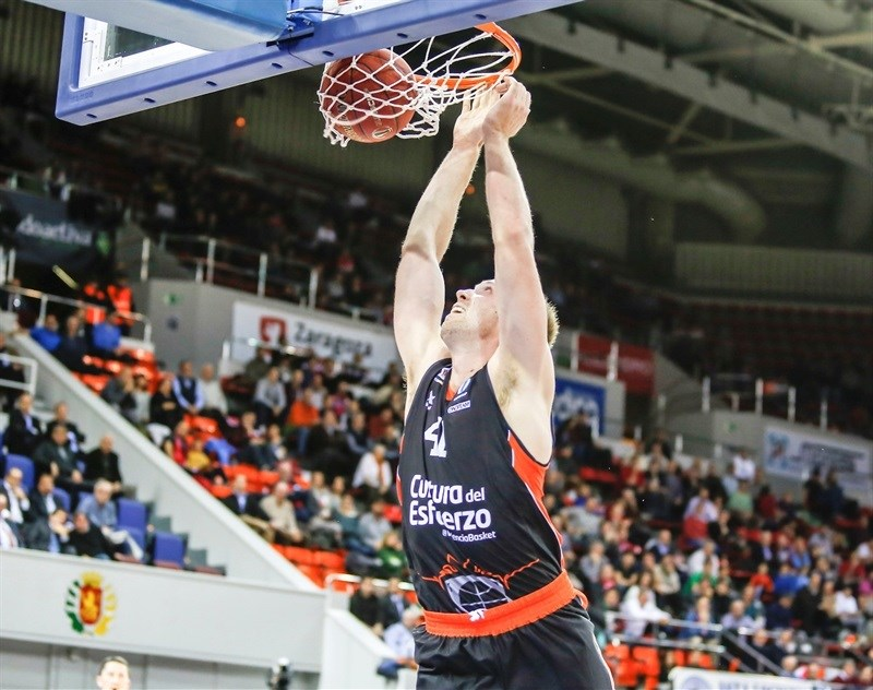 Justin Hamilton - Valencia Basket - EC15 (photo CAI Zaragoza - Esther Casas)