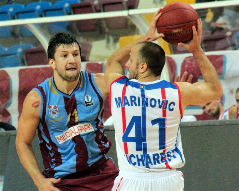 Marko Marinovic - Steaua CSM Eximbank - EC15 (photo Trabzonspor)