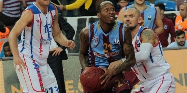 Regular Season, Round 7: Trabzonspor Medical Park vs. Steaua CSM EximBank Bucharest