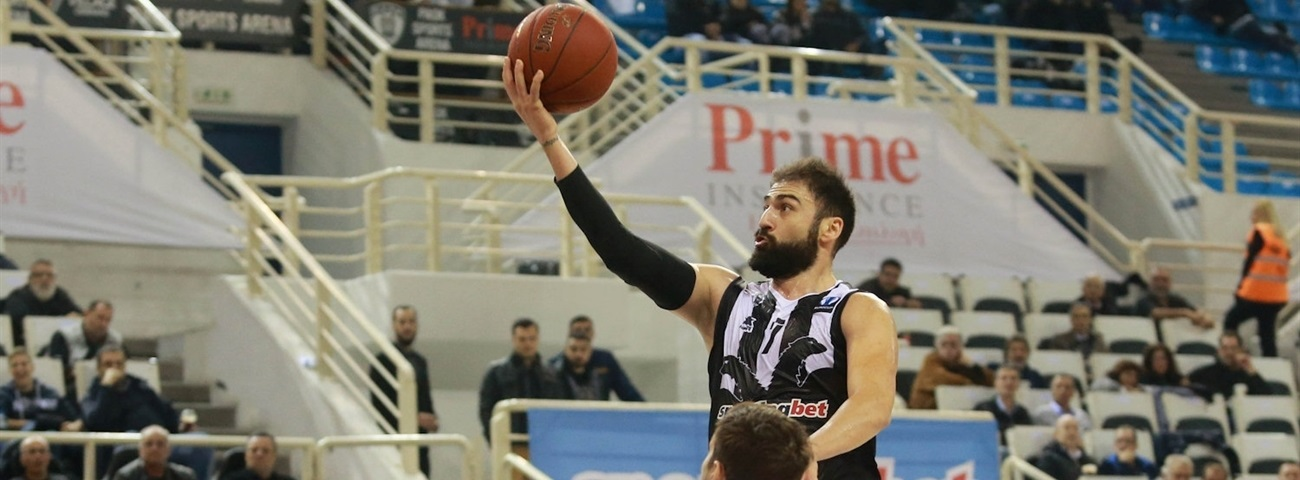 AEK signs Vasileiadis, Owens to two-year deals