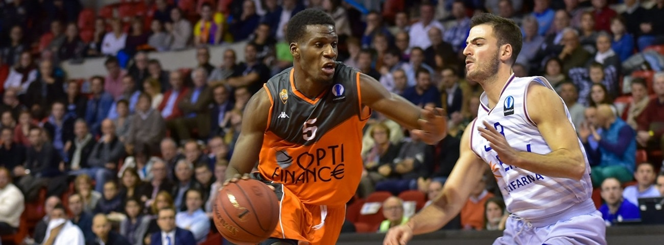 Metropolitans ink Konate for four years