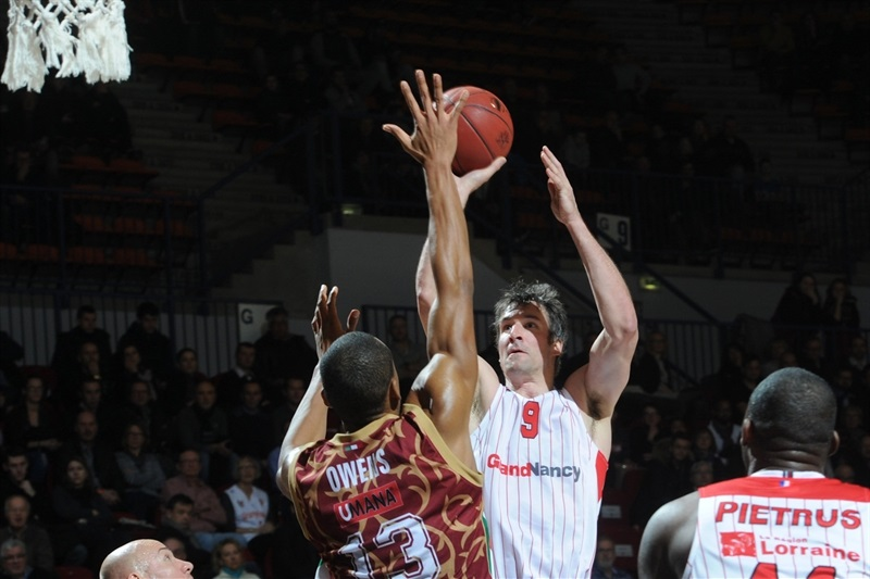 Andy Panko - SLUC Nancy - EC15 (photo SLUC Nancy - C2images)