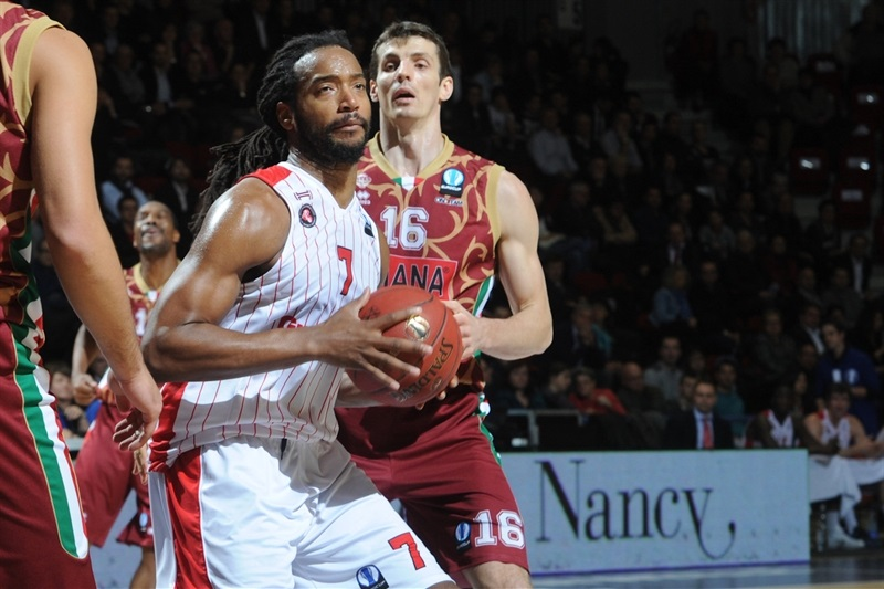 Randal Falker - SLUC Nancy - EC15 (photo SLUC Nancy - C2images)