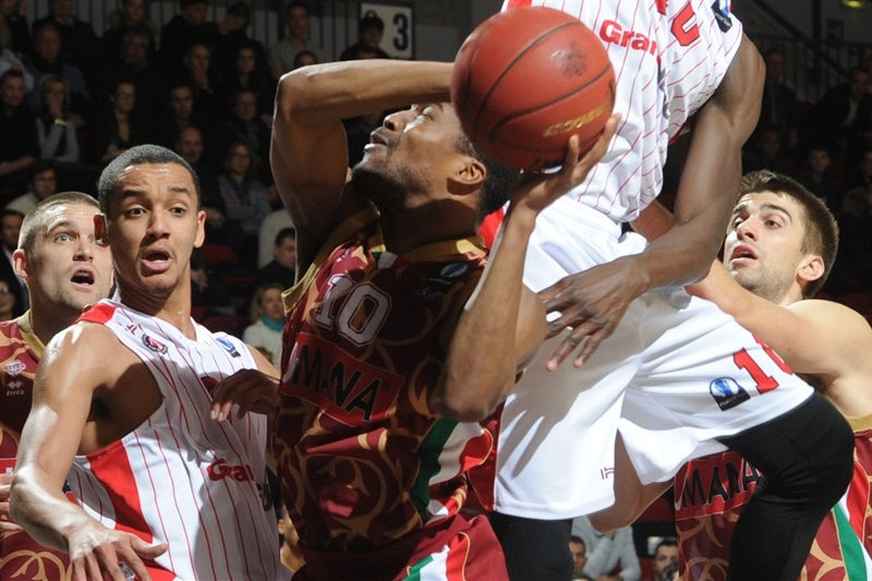 Mike Green - Umana Reyer Venice - EC15 (photo SLUC Nancy - C2images)