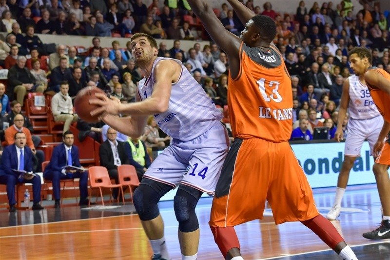 Djordje Gagic - Enel Basket Brindisi - EC15 (photo Dominique Breugnot-MSB)