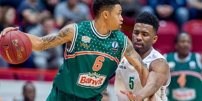 RS Round 7 report: Unics Kazan takes sweep from Banvit
